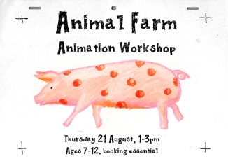 Animal Farm with Info